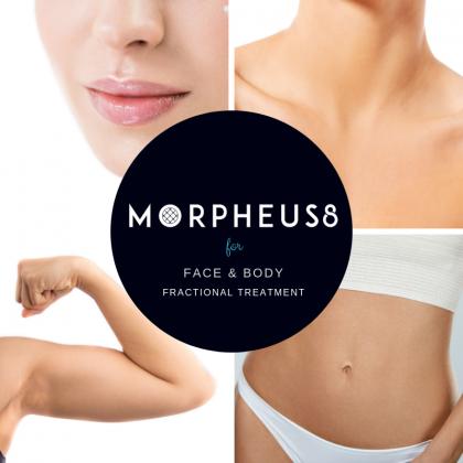 Morpheus8 Kosmetikbehandlung